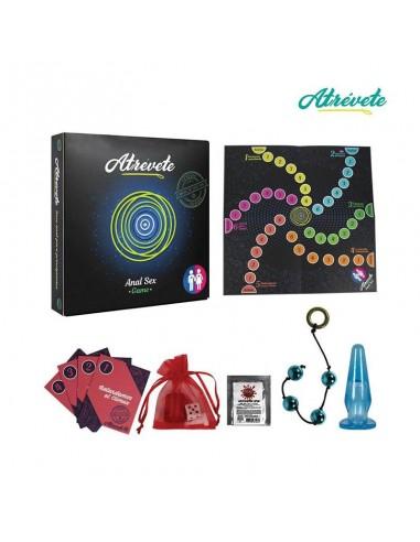 Juego Erótico Atrévete - Anal Sex Games - 1