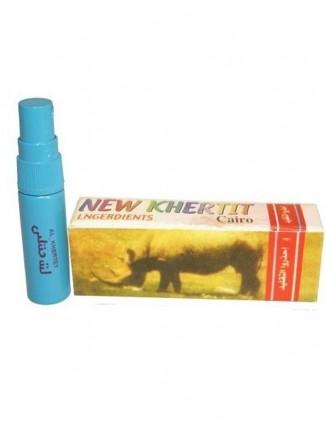 Retardante Rhino En Spray Azul Formula mejorada, El Original - 1