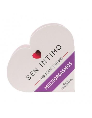 Lubricante Multiorgasmos Sen 10 - ml - 1