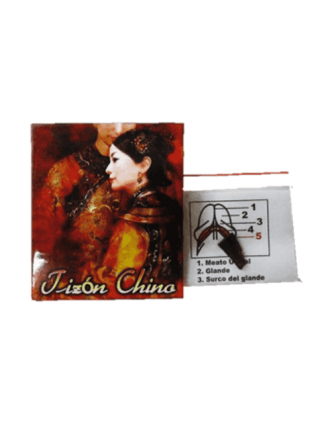 Tizon Chino Retardante Sexual 100% Original o Piedra Jamaiquina - 3
