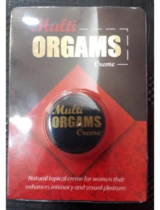Crema Multi Orgams - 2