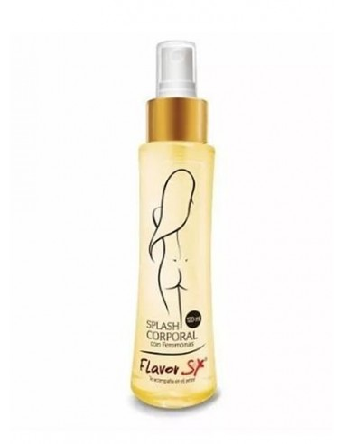 Splash para Mujer con Feromonas 120 ml Aroma Piña