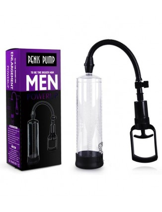 Bomba de succión PENIS PUMP MEN EN GIO EROTIC SHOP