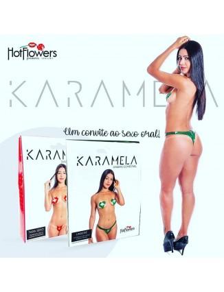 Lencería Comestible Karamela - Gio Erotic Shop
